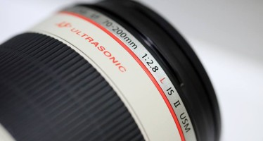 New Item : Canon EF 70-200mm f/2.8L IS II USM