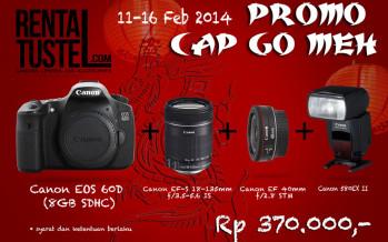 Promo Cap Go Meh 2014