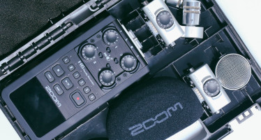 New Item : ZOOM H6 Handy Recorder