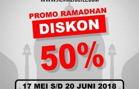Promo Ramadhan 1439 H